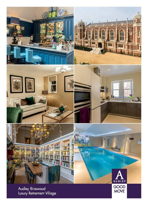 Luxury Apartments In Leamington Spa